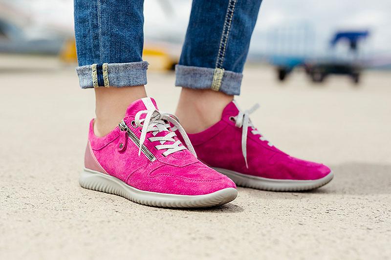 für Schuh-Liebhaberinnen