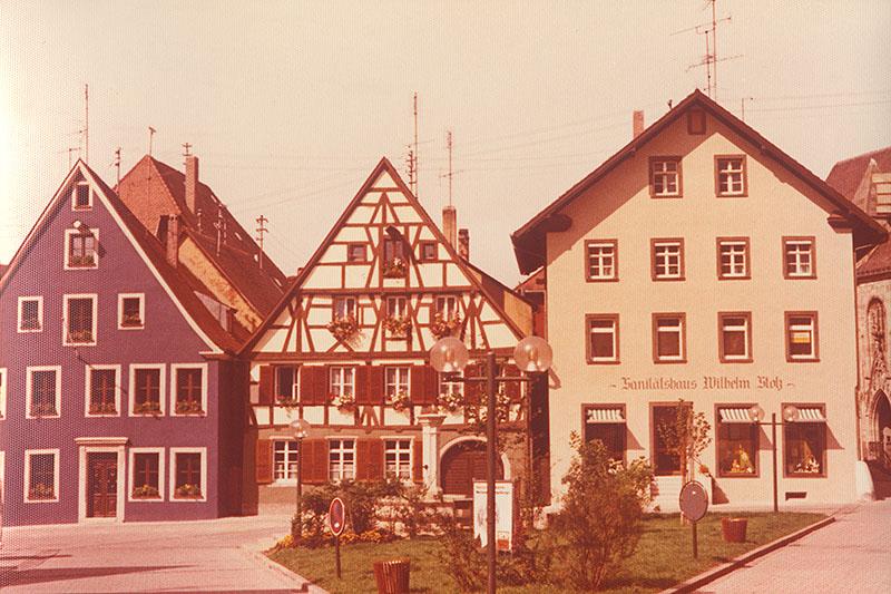 Unsere Verkaufsräume in Weißenburg, Am Hof 2