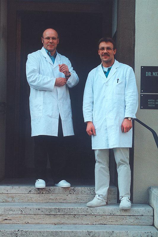 Wilhelm und Jürgen Stolz